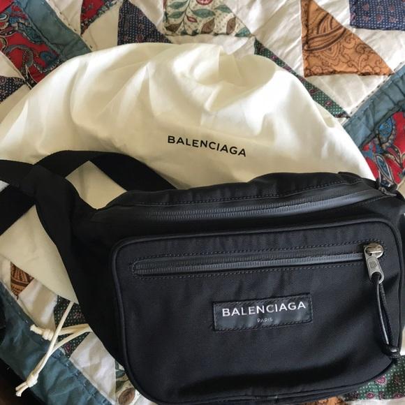 6a74b0543792 Balenciaga Other - Balenciaga Explorer Crossbody Belt-Bag